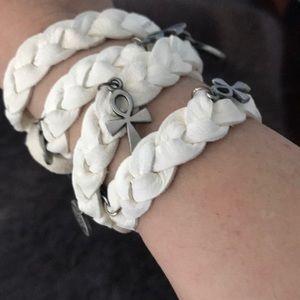 Jewelry - Boho Braided Wrap Bracelet - fits all